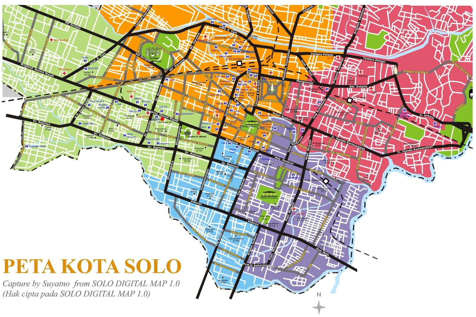 Panduan Wisata Kota Solo oleh Dimas Suyatno - Kompasiana.com