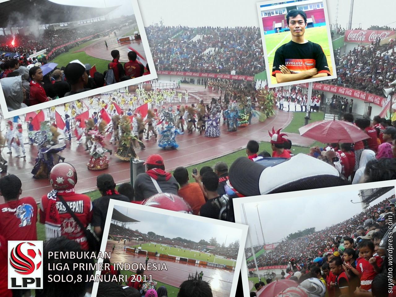 Welcome Liga Primer Indonesia