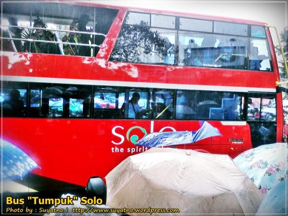 Inilah bus tingkat yang dilaunching hari ini oleh Wakil Menteri Perhubungan RI