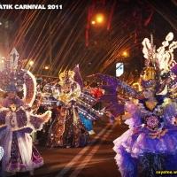 Kemeriahan Solo Batik Carnival 2011