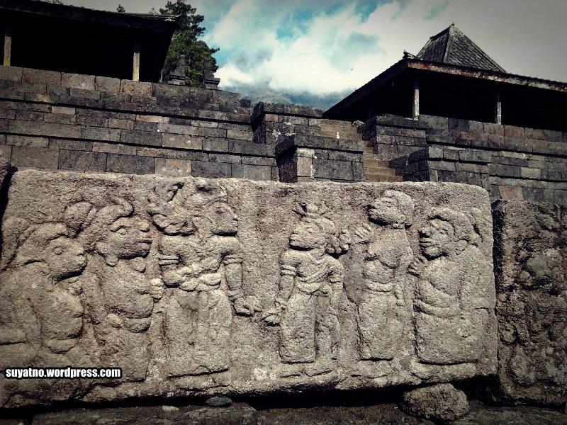 Candi Cetho Karanganyar Oleh Dimas Suyatno Kompasiana Com