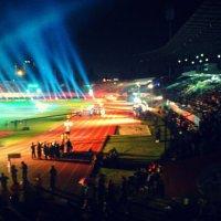 Opening ASEAN PARA GAMES 2011