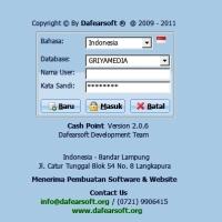 Aplikasi Point of Sale (Software Kasir) Gratis untuk UKM
